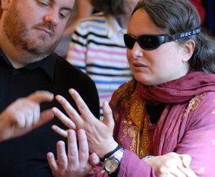 Deafblind Awareness Week