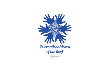 International Week of the Deaf 2017